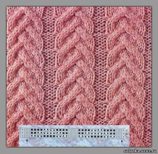 Формы вязания беретов